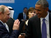 Путин не планира контакти с Обама
