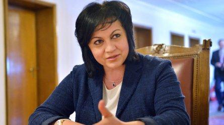 Корнелия Нинова: Ако управляваме, в България ще се строи и няма да се краде