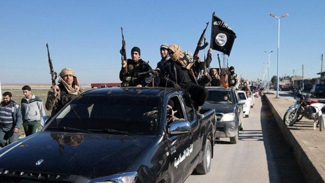 ИДИЛ загуби четвърт от териториите си в Сирия и Ирак през 2016 г.