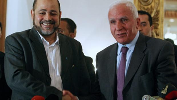 В Москва се провежда среща за помирение на палестинските организиции ФАТАХ и ХАМАС
