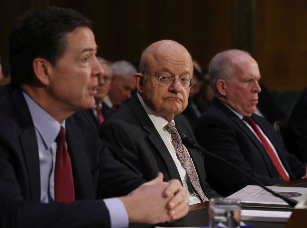 """Шефът на американското разузнаването призна, че службите не разполагат с т. нар. """"руски компромат"""""""