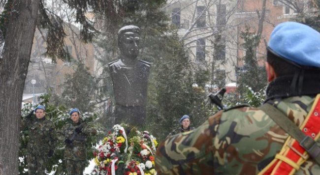 Пловдивчани почетоха днес 139 години от Освобождението на града