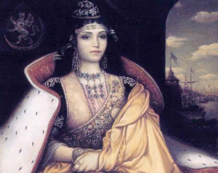 Последната царица на Волжка България