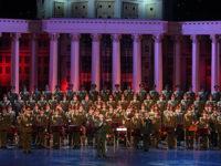 """Обновеният ансамбъл """"Александров"""" излезе за първи път на сцена (ВИДЕО)"""