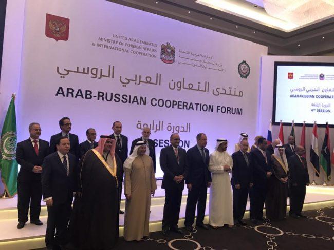 Лавров и представители на ОАЕ обсъдиха бъдеща координация на петролните пазари