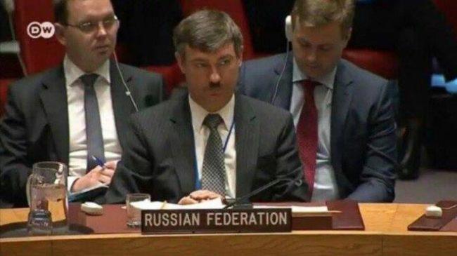 Русия назначи временен заместник на Виталий Чуркин