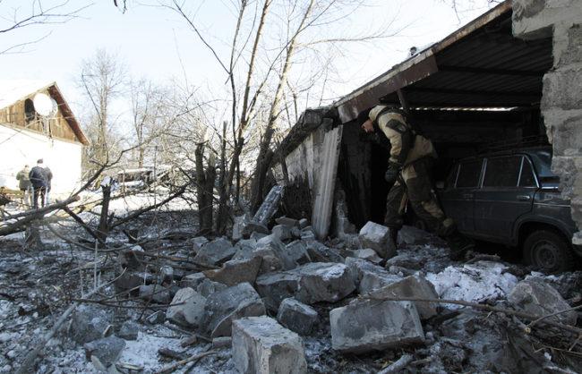 ООН призова за незабавно прекратяване на бойните действия в Източна Украйна
