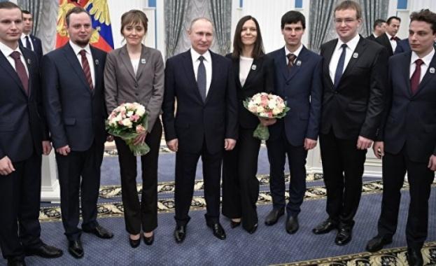 Путин: Прекрасното бъдеще на Русия е неизбежно