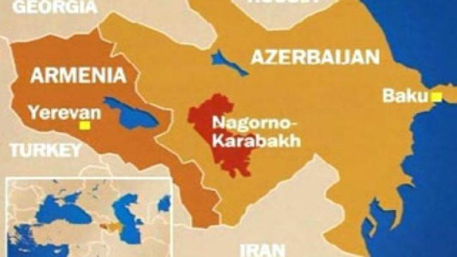 Русия: Не признаваме Нагорни Карабах в качеството му на независима държава