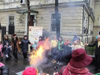 Отпразнуваха руски празник  в центъра на София /снимки/
