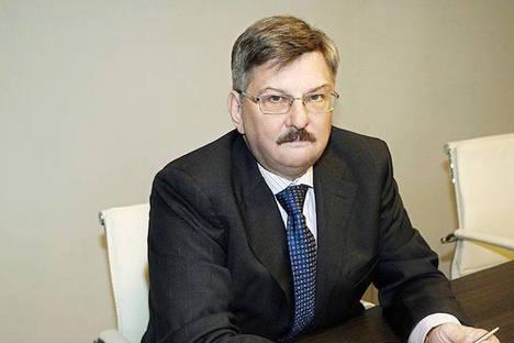 Дмитрий Косарев. Снимка: личен архив