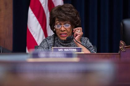 Членът на Камарата на представителите Максин Уотърс Фото: Zach Gibson / Getty Images