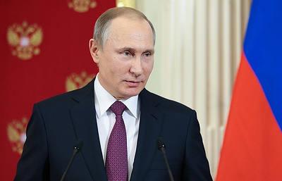 Путин поздрави жените за 8 март със стихове на Балмонт (видео)