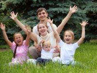 Броят на многодетните семейства в Русия с 25% повече за 6 години