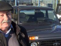 Почина създателят на знаменитата Lada Нива
