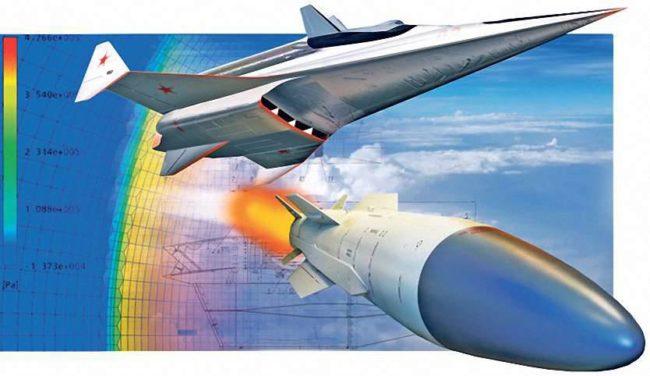2018 г. Русия започва серийно производство на най-бързата ракета в света