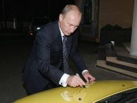 Путин похвали качествата на Lada Kalina