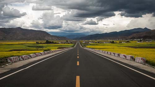 Китай заделя $15 млрд. за строителство на пътища към Русия