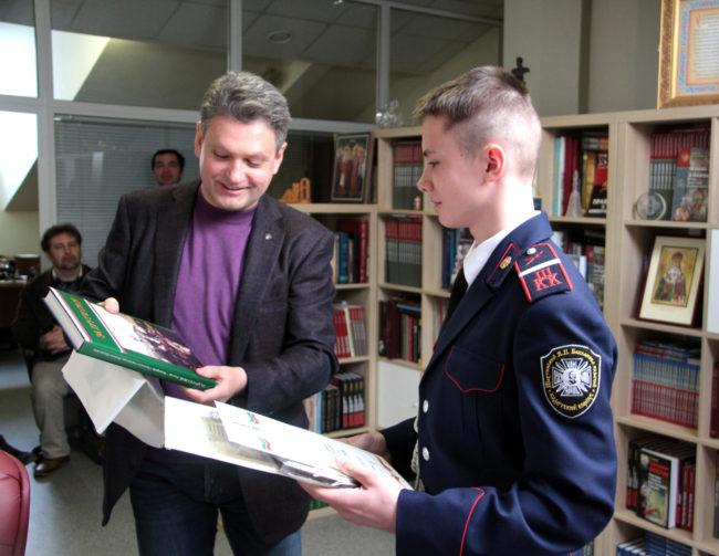 Млади кадети по следите на руската бойна слава у нас
