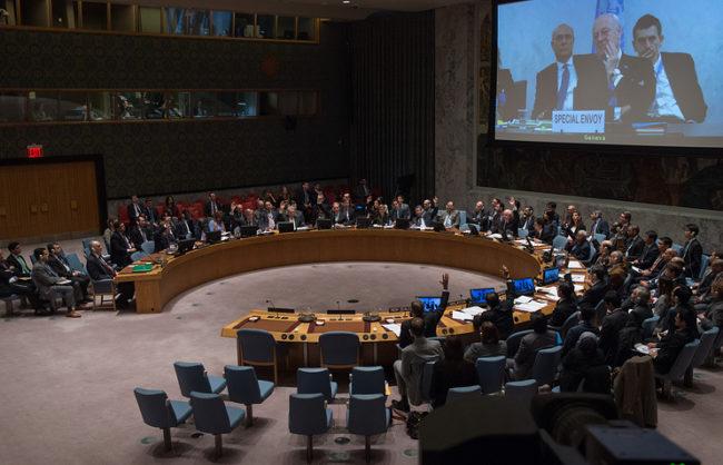Русия и Китай  блокираха резолюция на ООН за налагане на санкции на Сирия