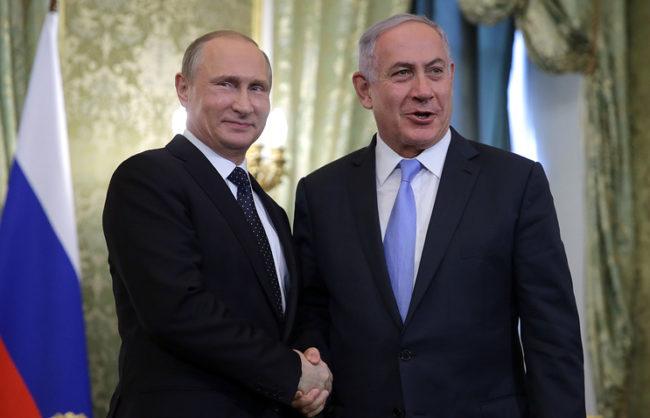 Бенямин Нетаняху заминава днес за Москва за среща с Владимир Путин