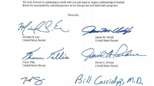 6-ма сенатори, включително и Тед Круз, поискаха разследване на USAID и Сорос в Македония