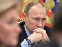 Путин включи южноосетински военни в руските въоръжени сили