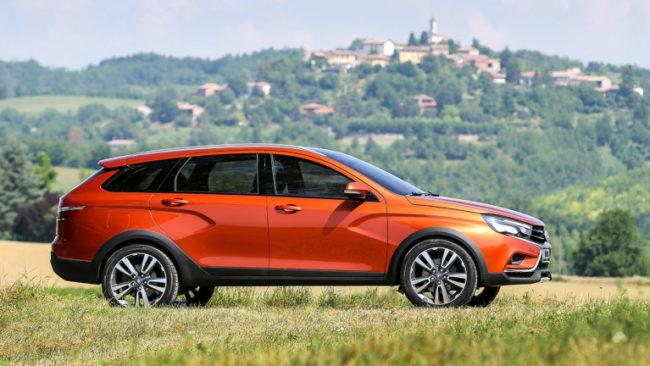 Lada изпревари Chevrolet по продажби в Европа
