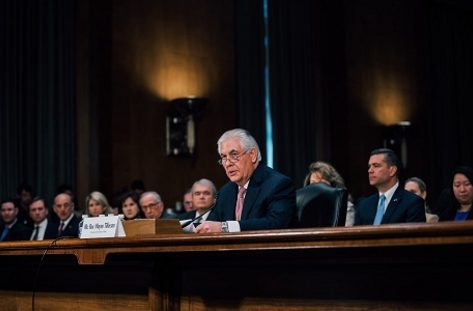 Държавният секретар на САЩ Рекс Тилърсън ще посети Русия