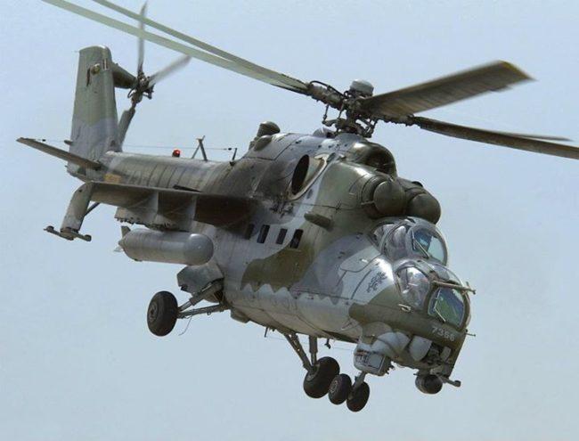 Русия води преговори с Афганистан за ремонт на авиотехника