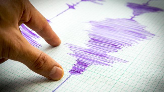 Силно земетресение разлюля Камчатка