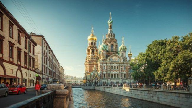 Санкт Петербург се подготвя за световното първенство по футбол