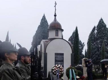 В Тирол ще осветят параклис, в памет на руски войници