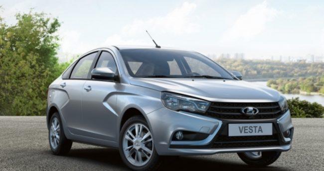 LADA Vesta идва в българските автосалони