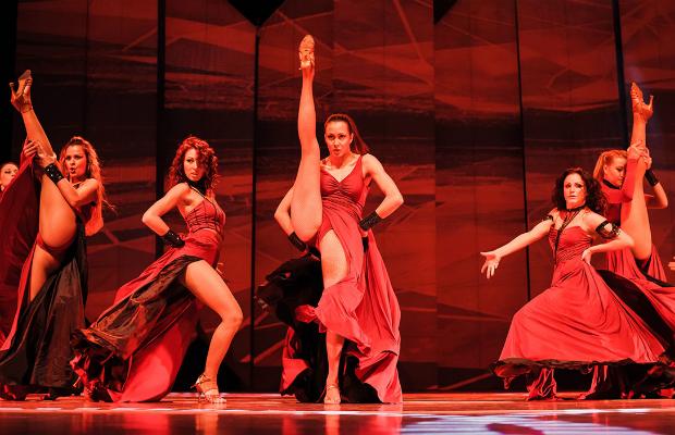 Известните руски артисти FLEXX BALLET с представление в Бургас