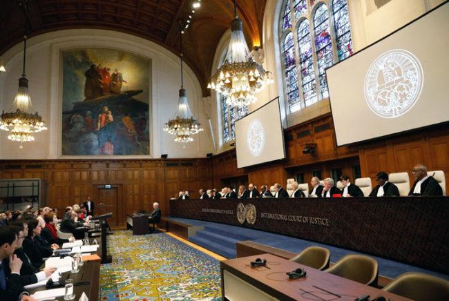 В международния съд в Хага започна делото, заведено от Украйна срещу Русия