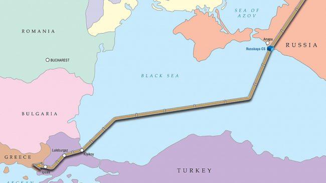 """""""Турски поток"""" слага край на доставките на газ през България за Турция"""