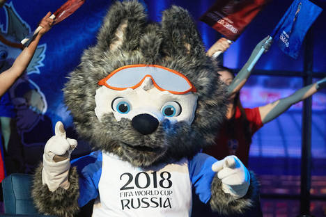 Захарова: Западът готви кампания за срив на Световното по футбол през 2018
