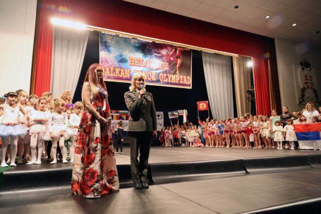 """III Балкански олимпийски фестивал на танц и изкуствата """"НАСЛЕДСТВОТО НА БАЛКАНИТЕ"""""""
