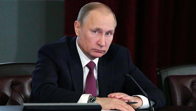 Владимир Путин обясни целта си в Сирия