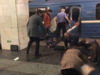 Взрив избухна в метрото в Санкт Петербург, жертвите са поне 30, над 20 са ранени (снимки, видео)