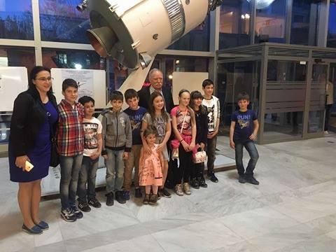 Георги Иванов: Убеден съм, че няма да останем единствените в историята български космонавти