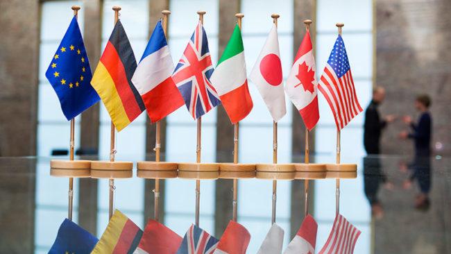 Г-7 напразно чака Русия