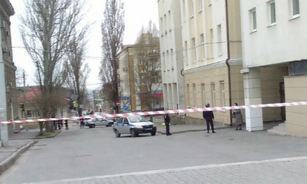 Експлозия в центъра на Ростов на Дон, пострадал е един човек