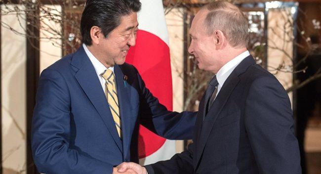 Японският премиер на посещение в Москва тази седмица