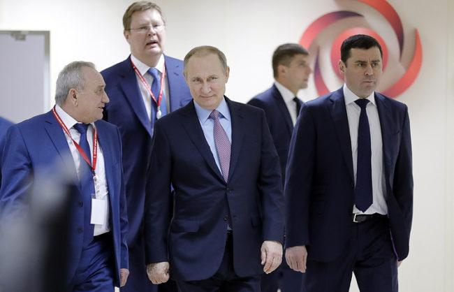 Путин заяви, че ефективността на руското оръжие в Сирия е довела до нарастване на износа му