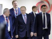 Путин: Руският ВМФ трябва да присъства във всички зони на Световния океан