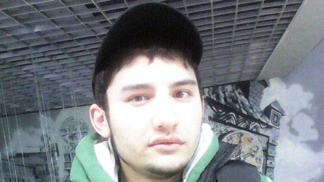 Официално: Атентаторът от Санкт Петербург е Акбаржон Джалилов