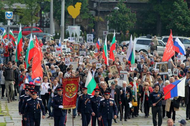 """България отново се присъединява към """"Безсмъртният полк"""""""