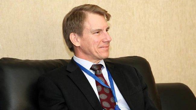 Представителят на НАТО в Южен Кавказ Уилям Лахю